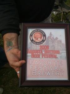Best 'Brewery' Winners! Go GBF!