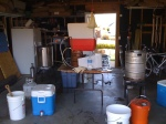 Double brewday